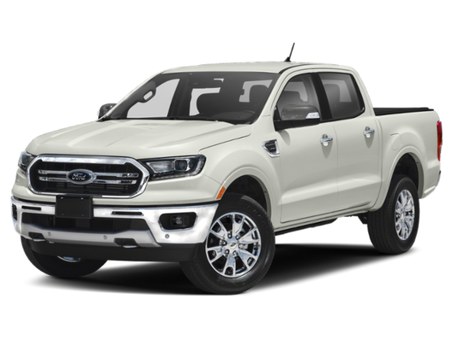 2020 Ford Ranger Lariat 4D Crew Cab
