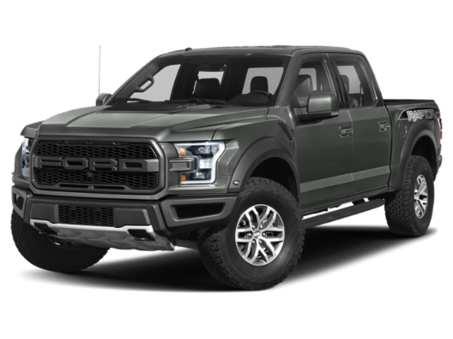 2020 Ford F-150 Raptor 4WD SuperCrew 5.5' Box Crew Cab Pickup