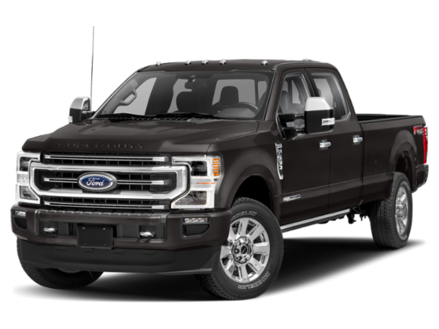 2020 Ford Super Duty F-350 SRW PLATINUM 4WD CC 176 Crew Cab Pickup