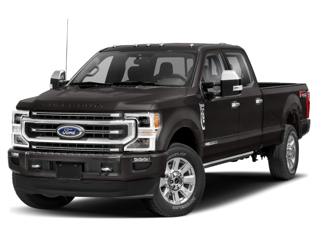 2020 Ford Super Duty F-350 SRW Platinum Crew Cab Pickup
