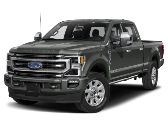 2020 Ford F-350SD Platinum