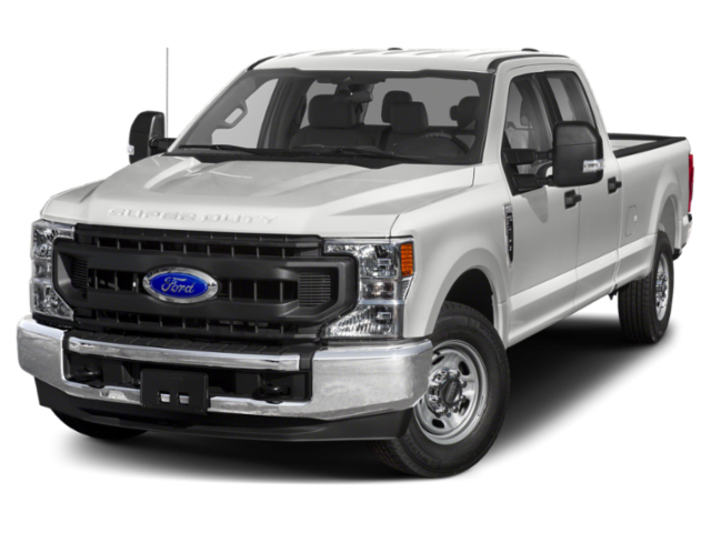 2020 Ford F-350SD XL 4D Crew Cab