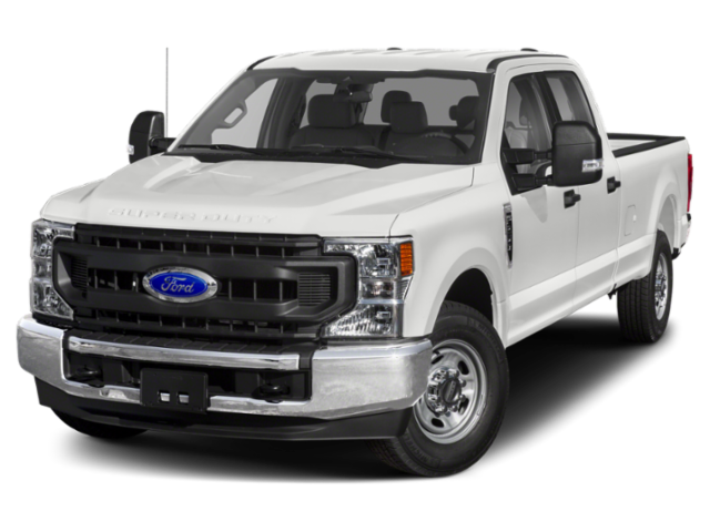 2020 Ford Super Duty F-250 SRW XL 4WD Crew Cab 8' Box Crew Cab Pickup