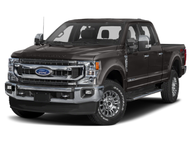 2020 Ford Super Duty F-250 SRW XLT 4WD CREW CAB 8' BOX Crew Cab Pickup