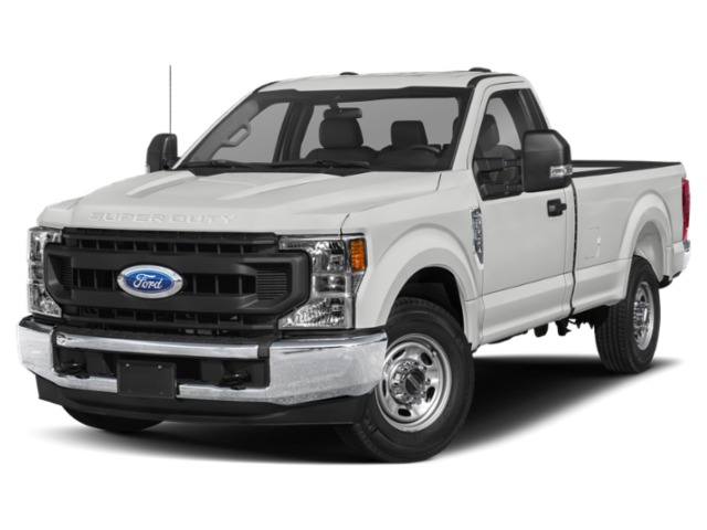 2020 Ford Super Duty F-250 SRW XL With 8 Utility