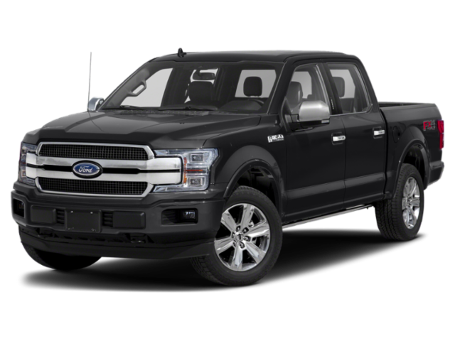 2020 Ford F-150 PLATINUM 4WD SUPERCREW 5. Crew Cab Pickup