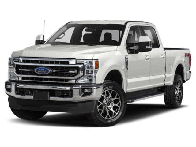 2020 Ford Super Duty F-350 SRW LARIAT Crew Cab Pickup