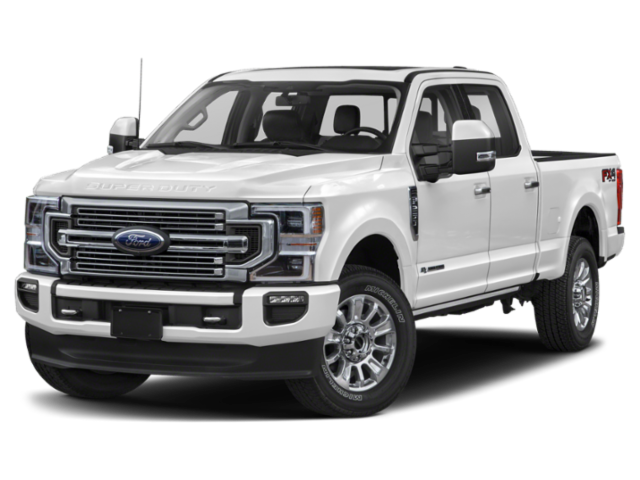 2020 Ford Super Duty F-250 SRW Platinum Crew Cab Pickup