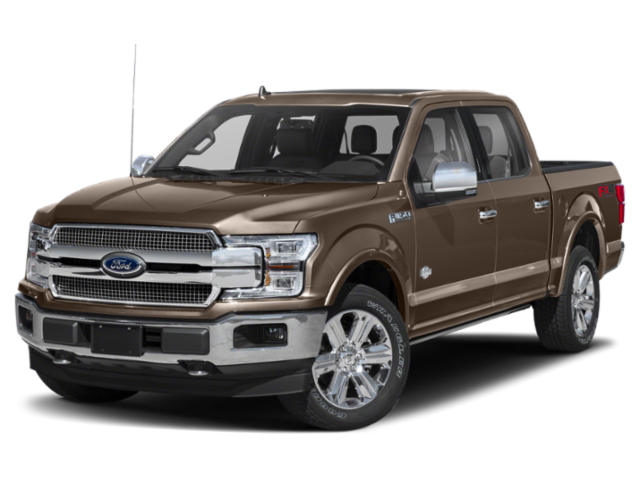 2020 Ford F-150 King Ranch 4WD SuperCrew 5.5' Box Crew Cab Pickup