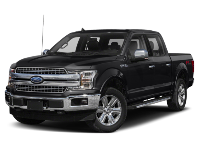 2020 Ford F-150 LARIAT 4WD SuperCrew 5.5' Box Crew Cab Pickup
