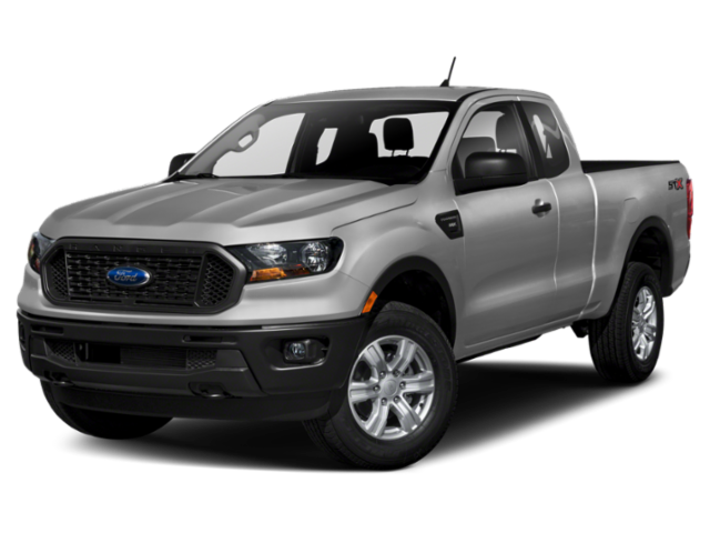 2020 Ford Ranger XL 4WD SUPERCAB 6' BOX Extended Cab Pickup