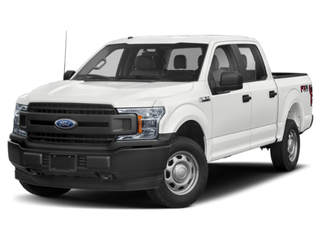 2020 Ford F-150 XL 4WD SuperCrew 5.5' Box Crew Cab Pickup