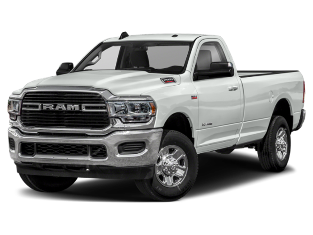 2020 RAM 2500 4X4 Tradesman Long Bed Regular Cab