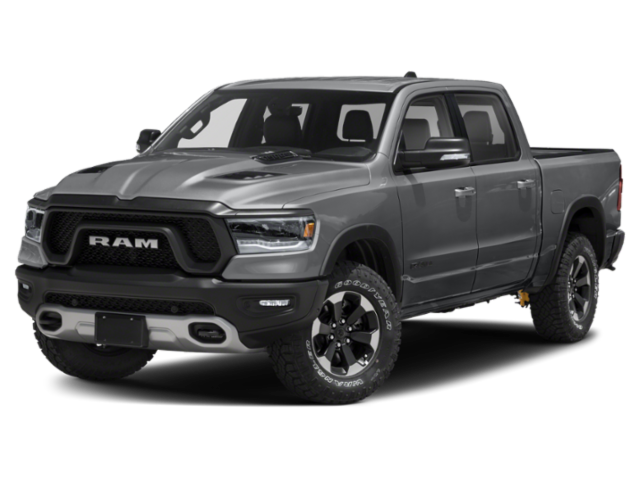 2020 RAM 1500 Rebel 4x4 Crew Cab 5'7 Box""