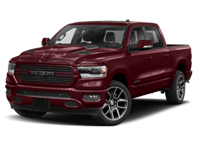 2020 RAM 1500 Big Horn 4x2 Quad Cab 6'4 Box