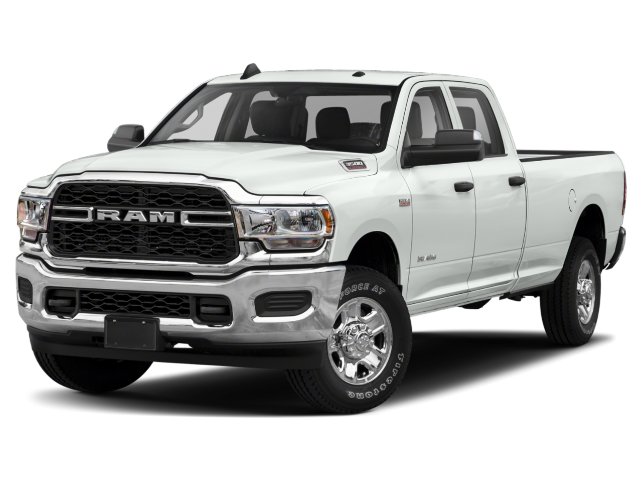 2020 RAM 3500 Laramie Crew Cab