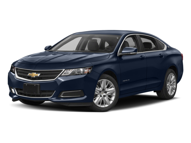 2018 Chevrolet Impala LS 4dr Car