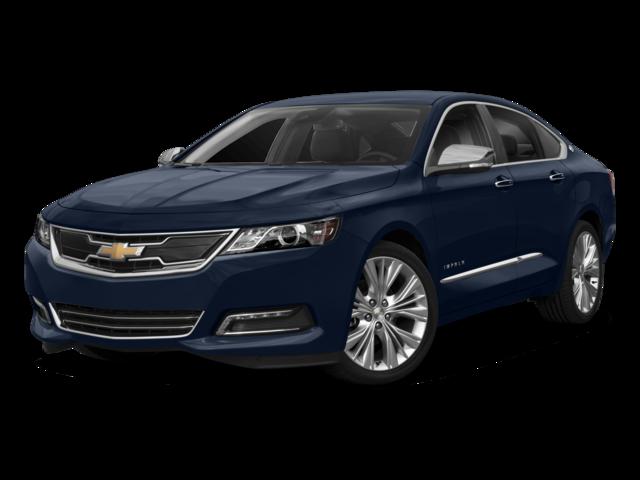 2018 Chevrolet Impala Premier 4D Sedan