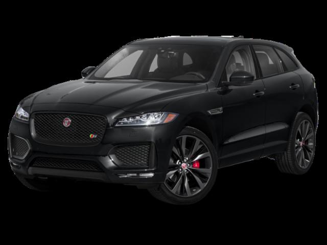 2020 Jaguar F-PACE 30t Portfolio 4D Sport Utility