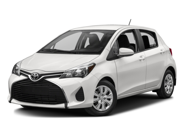 2017 Toyota Yaris 5-Door L Automatic
