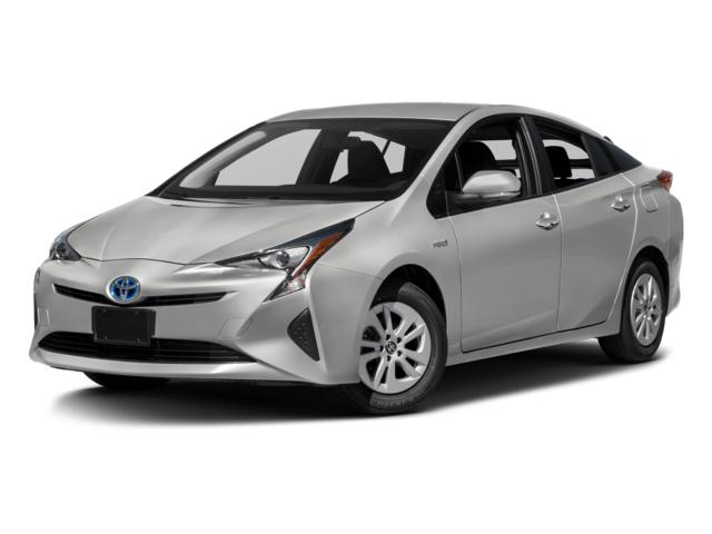 2017 Toyota Prius Two sedan