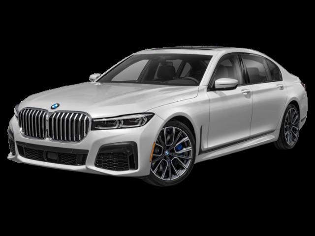 2022 BMW 7 Series 750i xDrive 4D Sedan