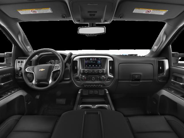 Pre-Owned 2015 Chevrolet Silverado 2500HD LTZ