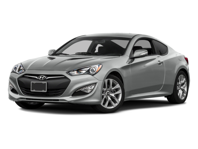 2016 Hyundai Genesis Coupe 3.8 3.8 2dr Coupe 8A w/Black Interior