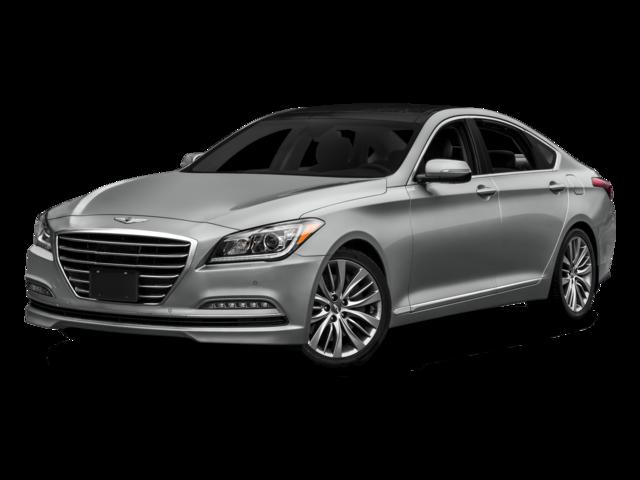 2016 Hyundai Genesis 3.8 4D Sedan