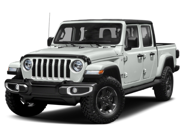 2020 JEEP Gladiator Rubicon 4D Crew Cab