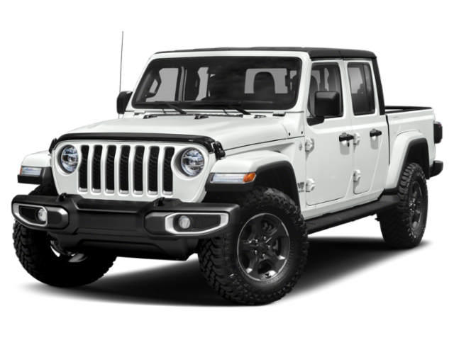 2020 JEEP Gladiator Sport W/ Mopar Lift and Black Rhino Wheels with 37 Crew Cab
