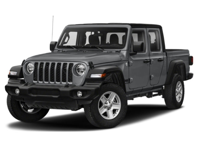 2020 JEEP Gladiator Rubicon Crew Cab