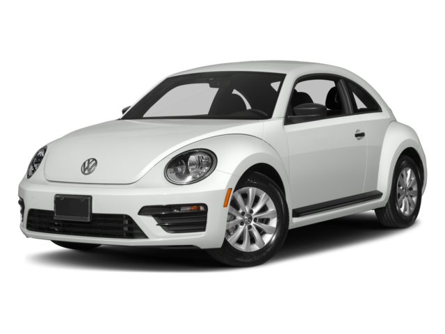 2018 Volkswagen The Beetle Coast 2.0T 6sp at w/Tip 2-Door Coupe