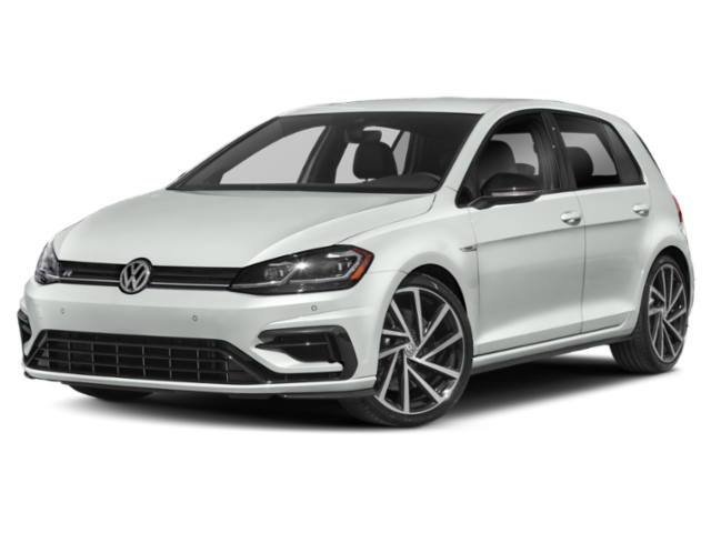 2018 Volkswagen Golf R 4MOTION Hatchback