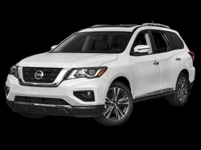 2019 Nissan Pathfinder SV 4D Sport Utility