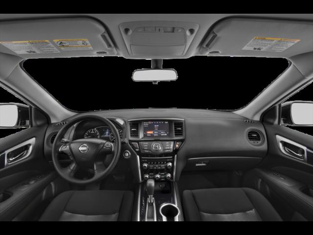 New 2019 Nissan Pathfinder S
