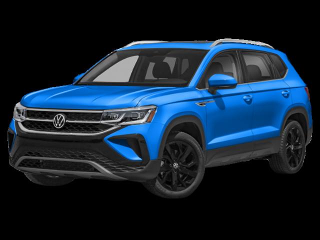 New 2022 Volkswagen Taos 1.5T SE