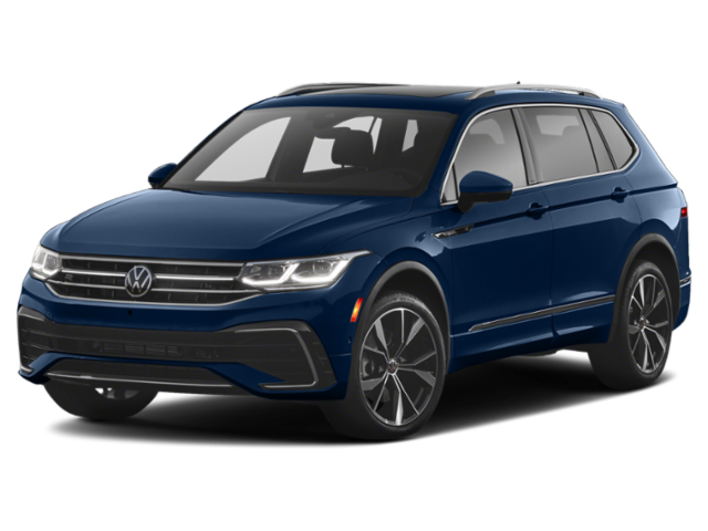 New 2022 Volkswagen Tiguan SE with 4MOTION®