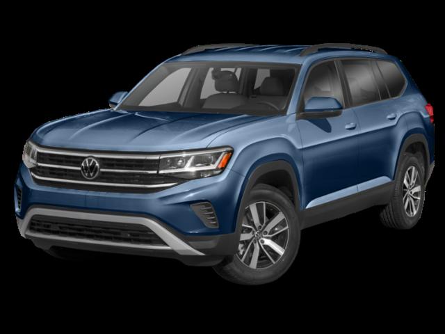 New 2022 Volkswagen Atlas V6 SEL with 4MOTION®