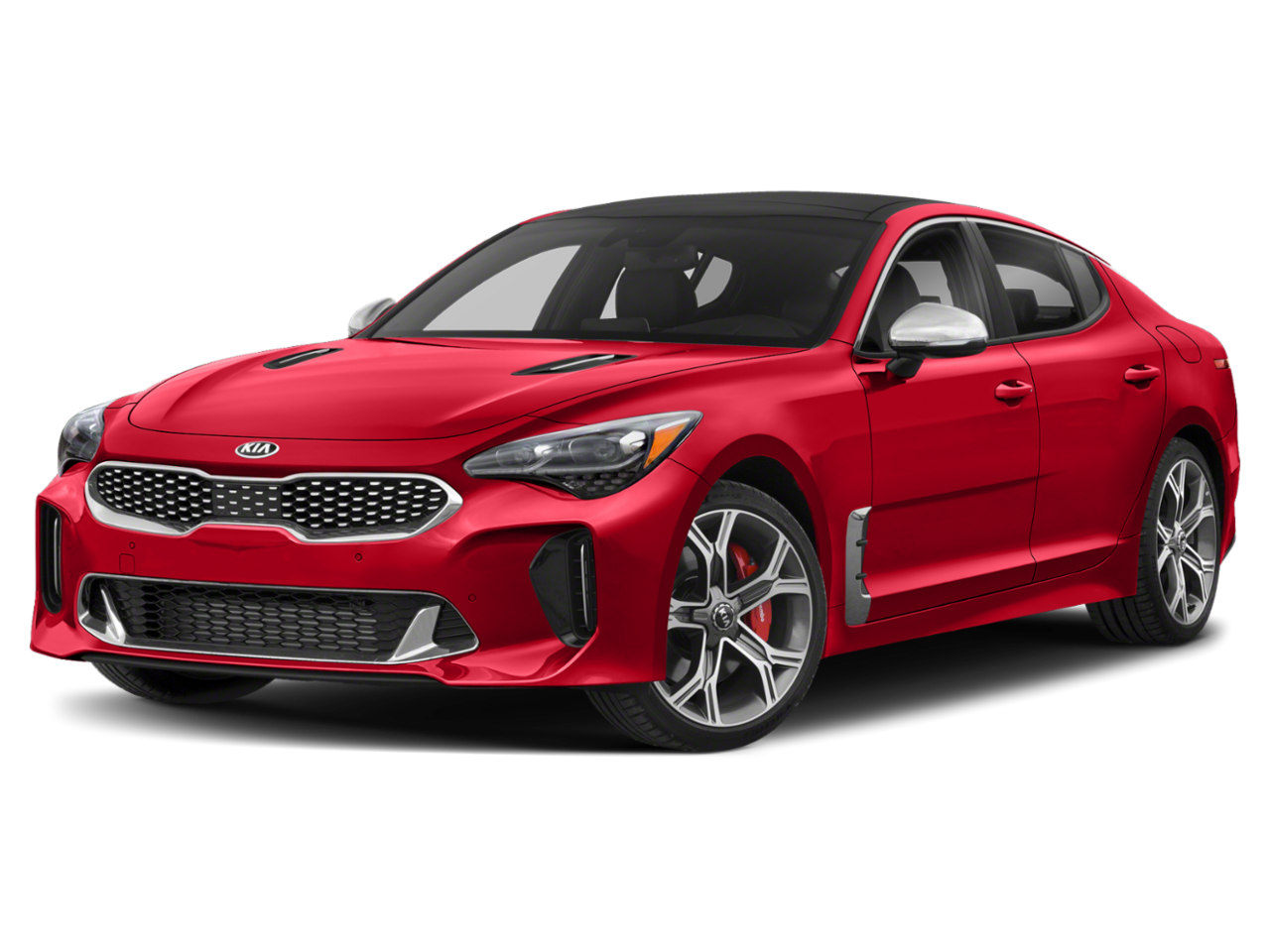 New 2021 Kia Stinger GT1