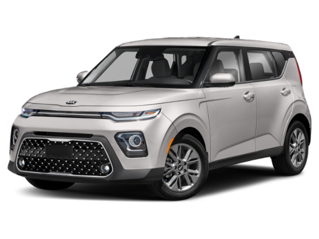 New 2021 Kia Soul LX Manual