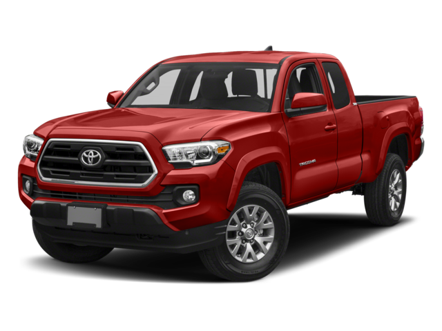2018 Toyota Tacoma SR5 V6 w/accessories (see description)