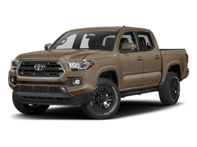2018 Toyota Tacoma SR5 Double Cab 6' Bed V6 4x4 AT