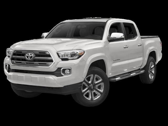 New 2018 Toyota Tacoma Limited