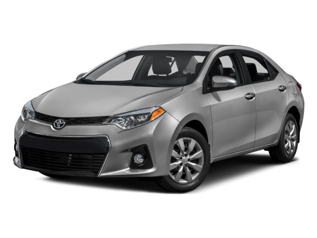 2016 Toyota Corolla S Plus 4D Sedan