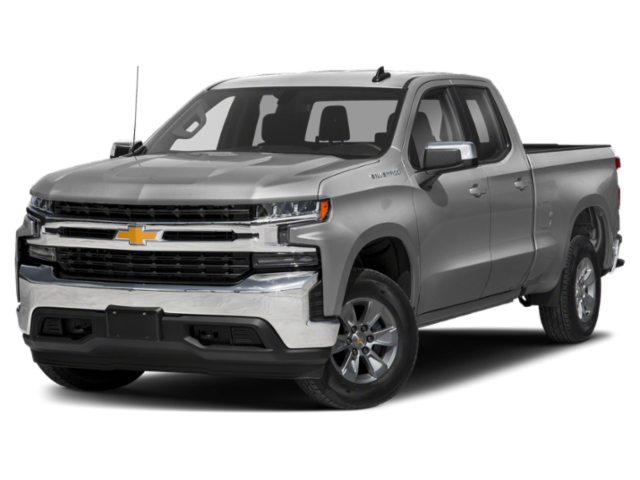 2019 Chevrolet Silverado 1500 Custom Trail Boss Double Cab