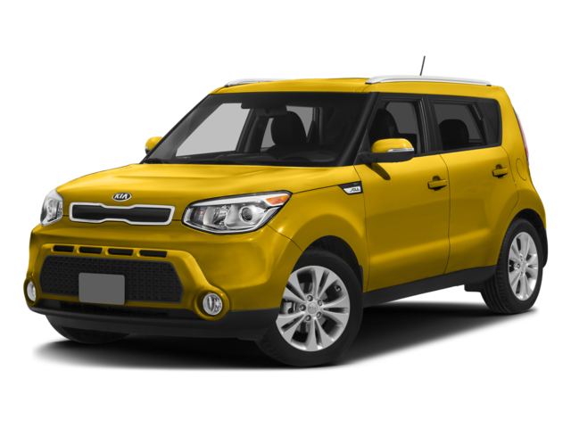 2016 Kia Soul Base 4D Hatchback