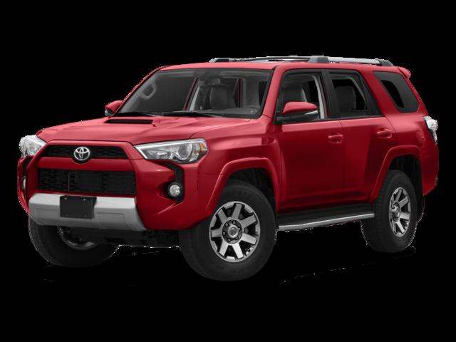 2016 Toyota 4Runner Trail 4D Sport Utility