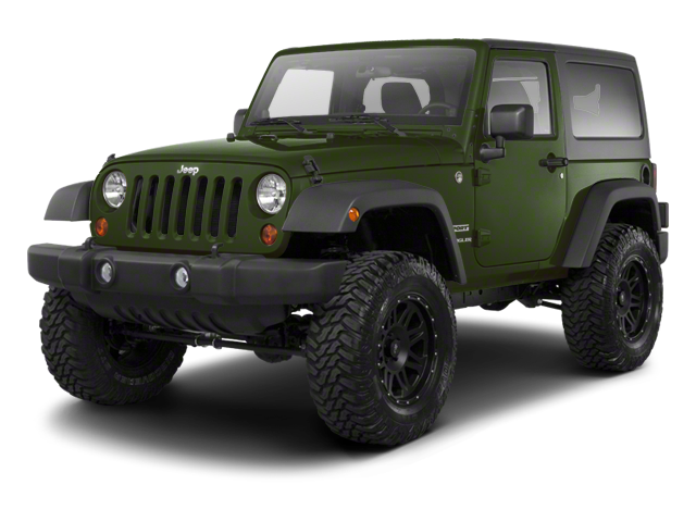 Pre-Owned 2011 Jeep Wrangler Sport 4WD