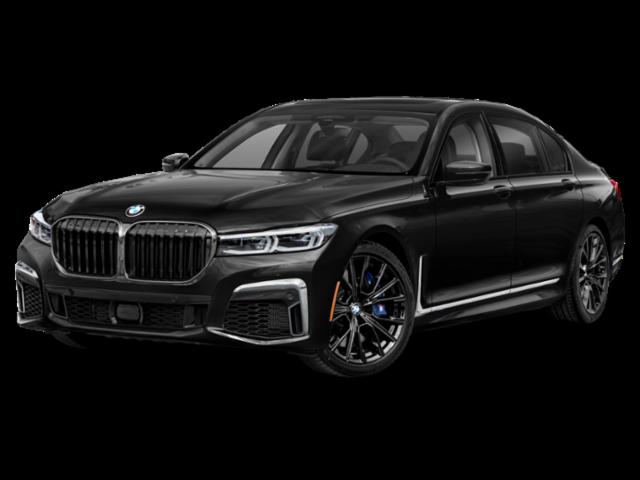 2022 BMW 7 Series M760i